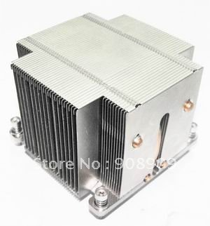 New CPU Cooler Processor Socket 1366 for 2U server wavelets processor