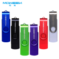 Moweek M32 USB Flash Drive 8 ГБ 16 ГБ 32 ГБ 64 ГБ otg флэш-накопитель cle usb 2.0 Memory stick 4 ГБ флешки для Android смартфон U диск