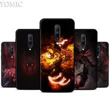 Shadow Fiend Dota 2 Silicone Case for Oneplus 7 7Pro 5T 6 6T Black Soft Case for Oneplus 7 7 Pro TPU Phone Cover