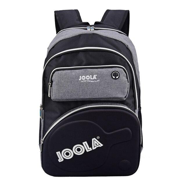 2018 Joola Multi-function table tennis racket bag ping pong one shoulder  shoes bag Accessori Racchetta case 855 851 856 858 165e472038fb0