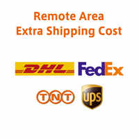 The Additional Extra Remote Area shipping Cost For CCTV System 30 USD