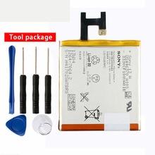 Original Sony LIS1502ERPC Phone Battery For Sony Xperia Z L36h LTE C6602 C6603 L36i L36 LT36 LT36i LT36H 2330mAh