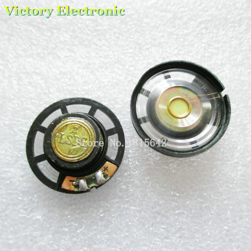 4PCS/Lot High Quality Diameter 29MM 8 Ohm 0.25W Thickness 9MM Small Horn Loudspeaker/small Speakers 8R 2.9CM 0.25W New Wholesale