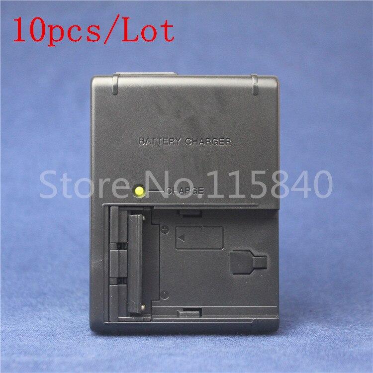 10pcs lot BC VM10 VM10 Battery Charger for SONY Camera NP FM50 FM55H FM500H FM30 FM70