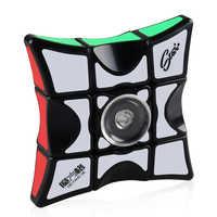D-FantiX Mofangge Fidget Spinner Magic Cube 1x3x3 Floppy Cube AntiStress Fidget Toy For Adult Kids Magic Puzzle Speed Cube