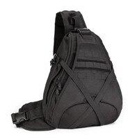 Men S Bags Large Capacity Travel One Shoulder Backpack Freelander Side Bags Tactics Chest Package 14