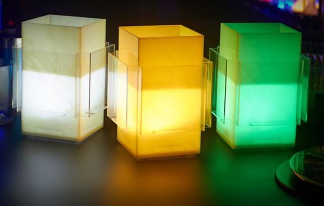 Lampen En Licht : Charging led tischleuchte stehtisch lampe licht aufbewahrungsbox ktv