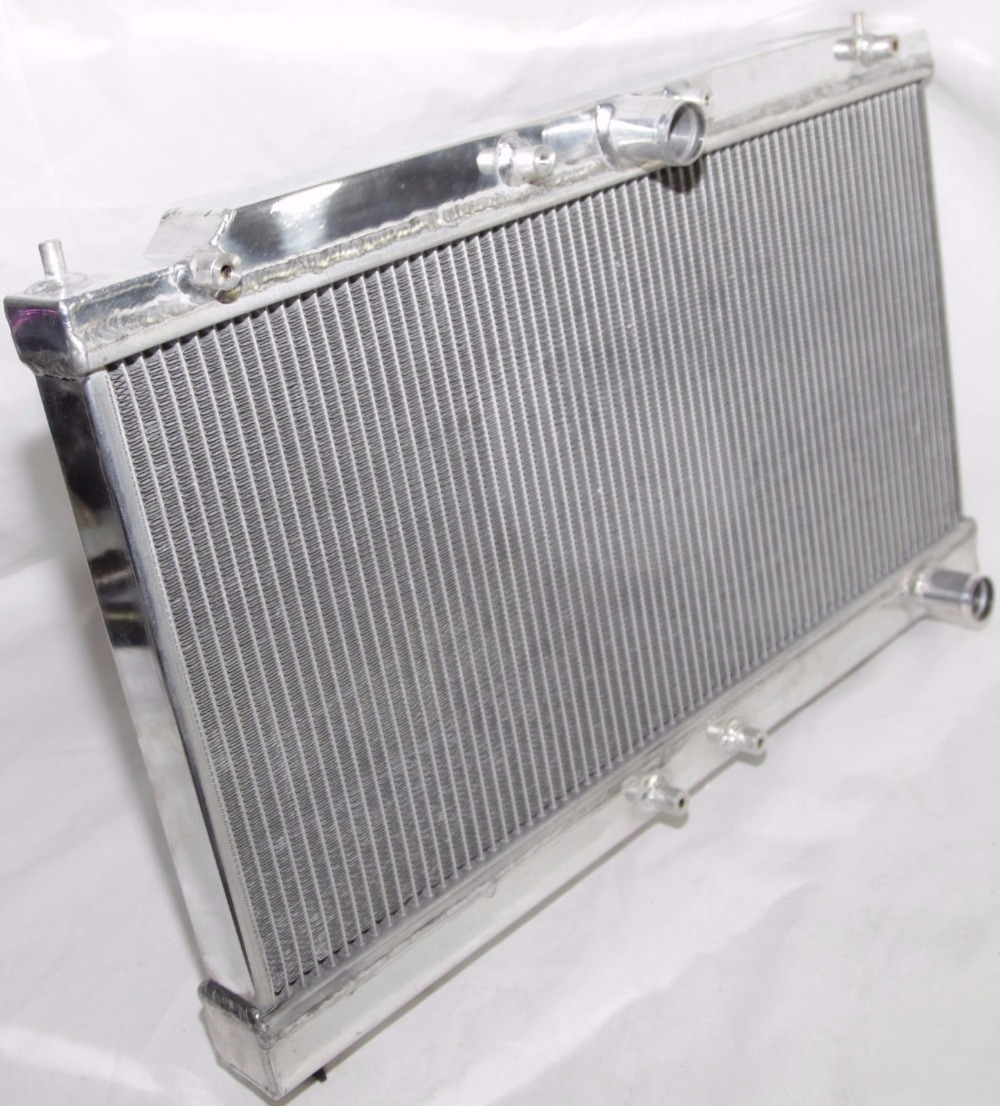 Aluminum Radiator fit for Mitsubi*shi Eclipse 95-99 GS Manual цены