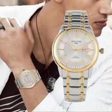 Top Brand Men Tevise Mechanical Watch Au