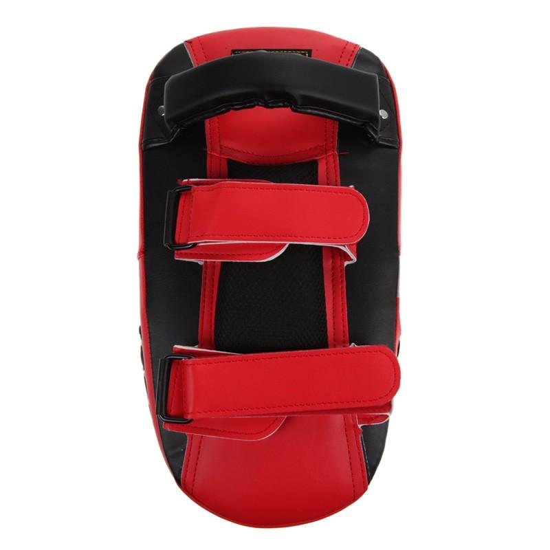 Boxing Equipment Muay Thai Kick Boxing Strike Curve Pads Punch MMA Focus Luva Boxeo Foot Target Training Sport EA14 8
