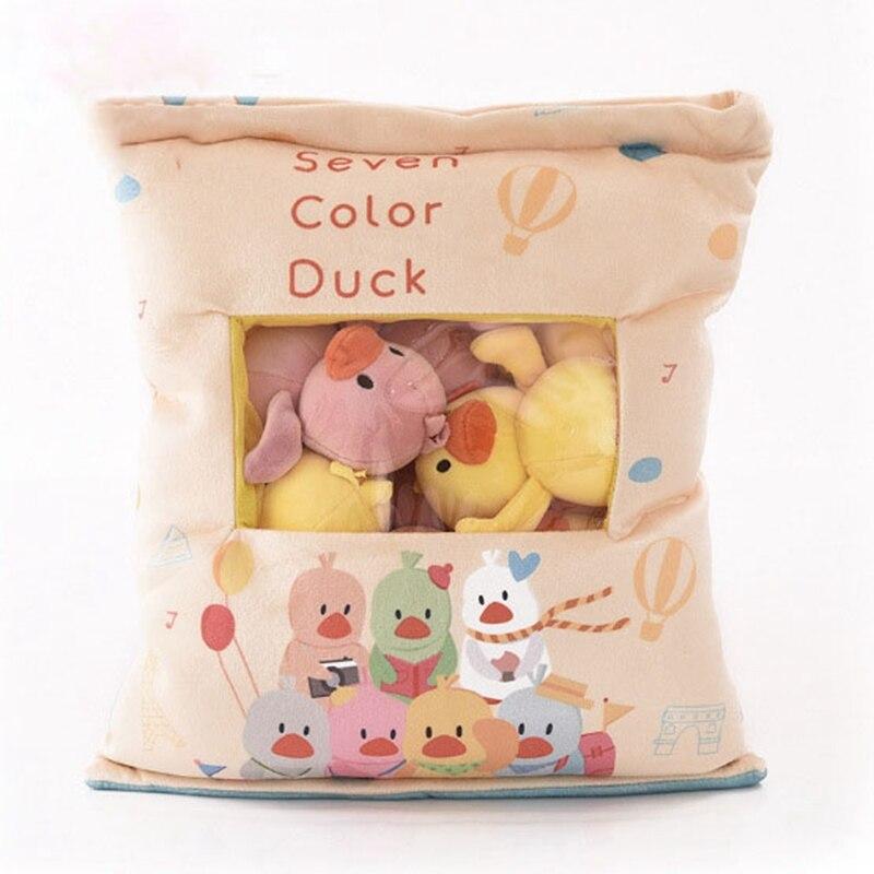 bonecas um pacote de crianças de pelúcia animal
