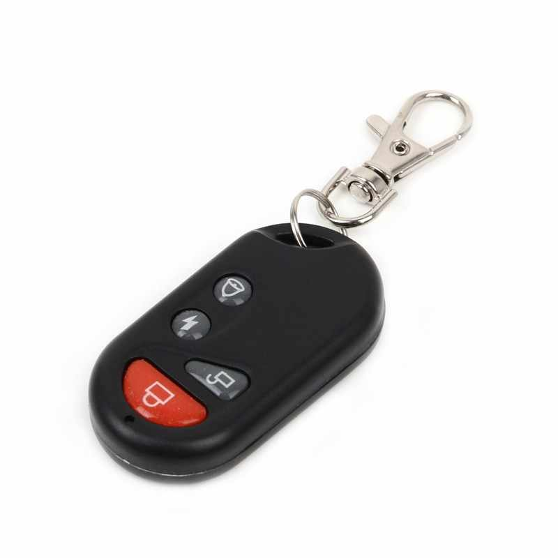 Mobil Skuter Keamanan Sistem Alarm Remote Control 12 V Anti-Theft Sepeda Motor