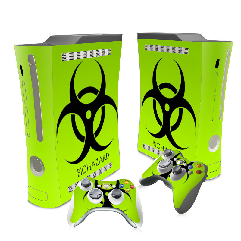good quality make your own gaming sticker for xbox 360 fat skin sticker ...