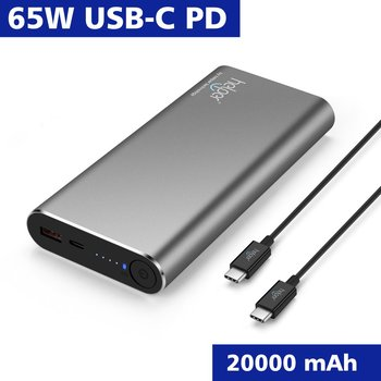 USB-C Power Bank Portable Charger for New MacBook Pro Nintendo switch iPhone Xiao Mi Pro Dell iPhone USB Type-C Laptops Phone