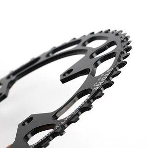 Image 3 - Каменная круглая одинарная звезда BCD 110 мм BCD110 для дорожного велосипеда, складная звезда для велосипеда 105 5800 6800 Ultegra 4700 Tigra 9000