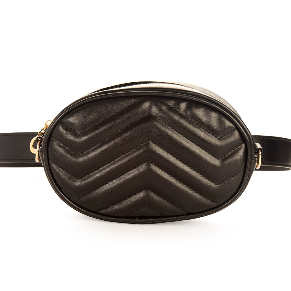 1ca67610360c US $7.63 30% OFF|Cute Beetle Women Fashion Waist Belt Bag Purse Pouch  Famous Designer Waist Pack Luxury Leather Fanny Pack Phone Bag Small Box-in  ...