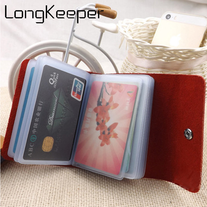 Card Slots Women Men ID Credit Business Bank Cards Holder Passport Cover Card Bag Case Femme Carteira Mujer Purse KB02 app blog women men credit id card holder case extendable business bank cards bag small wallet coin purse carteira mujer male