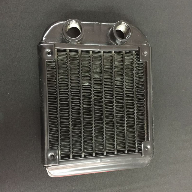 90 millimetri Filettato Bocca Acqua Fila Scambiatore di Calore Del Radiatore di Raffreddamento Del Computer di Raffreddamento del PC Fila Industriale Fila