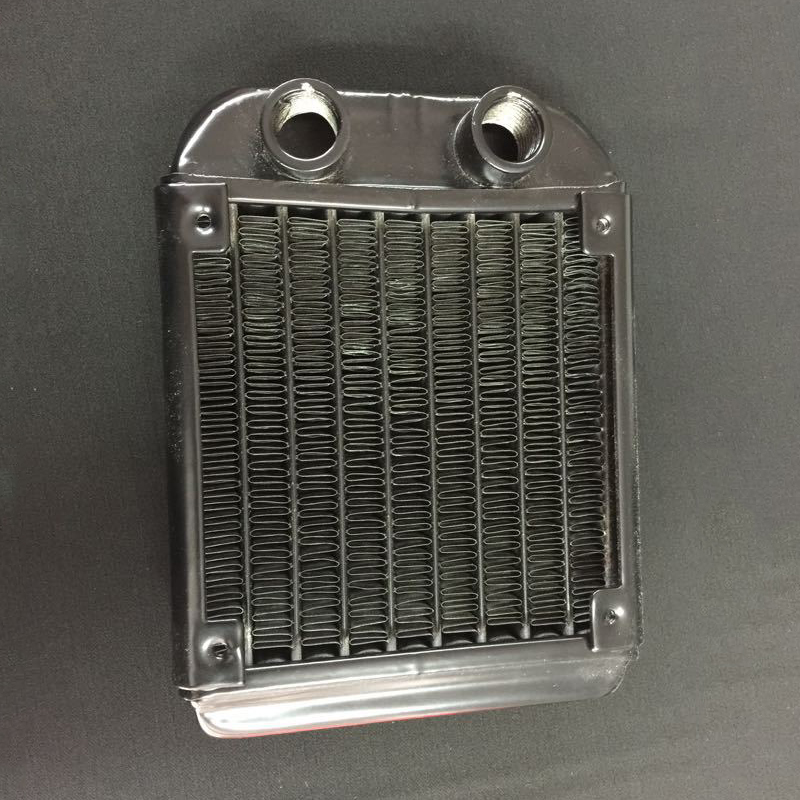 90mm Threaded Mouth Water Cooling Row Radiator Heat Exchanger Computer PC Cooling Row Industrial Row-in Fans & Cooling from Computer & Office