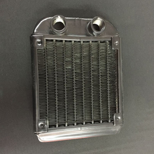 90mm Threaded Mouth Water Cooling Row Radiator Heat Exchanger Computer PC Industrial
