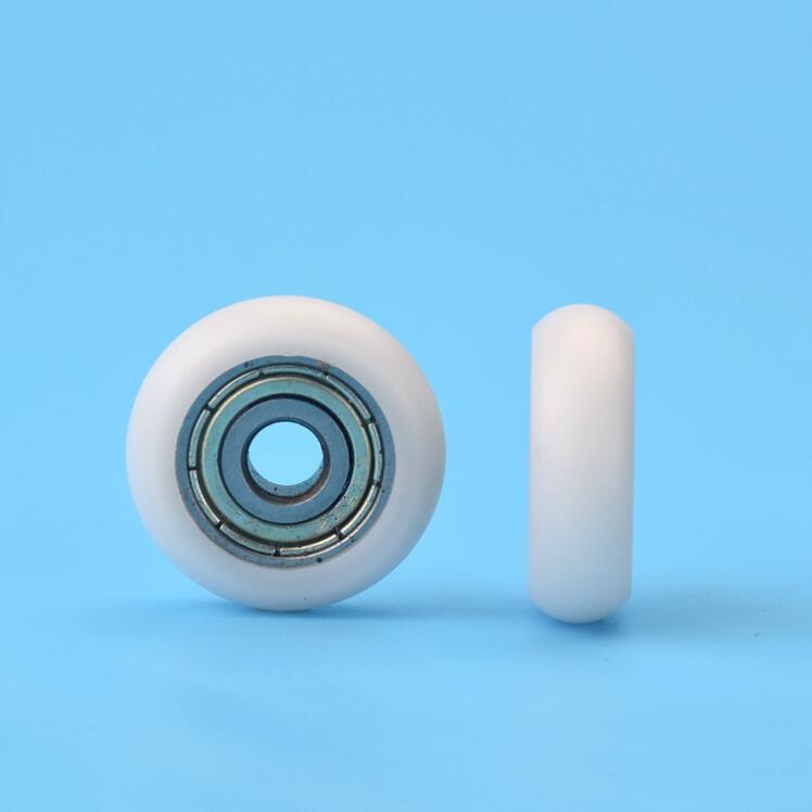 5X21.5X7 10PCS bath cabinet roller wheel shower room accessories bearing roller wheel