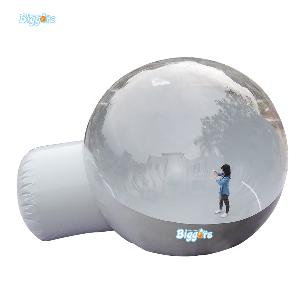 Hot Transparent Inflatable Lawn Bubble Tent Inflatable Camping Tent Camping Equipment Inflatable Beach Tent