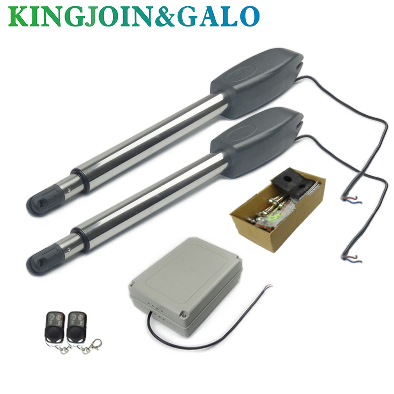 Electric gates / Electric Swing Gate Opener 300 KG -400KGS Swing Gate Motor AC220V electric swing gate opener 400 kg swing gate operator with 2 motor