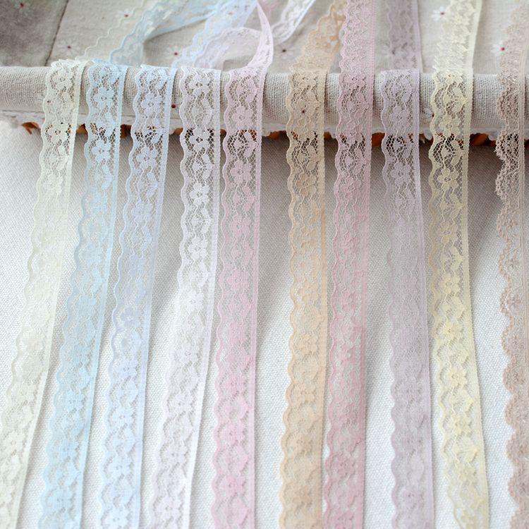 Новейшая кружевная лента, фиолетовая, синяя, розовая, белая, кружевная ткань с аппликацией, свадебное платье, аксессуары для шитья, отделка одежды, dentelle LU1