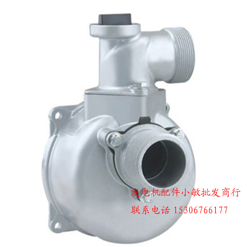 Gasoline aluminum pump 3-inch aluminum alloy material cartridge 168F pump priming pump assembly 3 inch gasoline water pump wp30 landscaped garden section 168f gx160 agricultural pumps