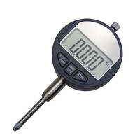 Electronic Micrometer Digital Micrometro Metric/Inch Range 0 12.7mm/25.4mm Dial Indicator Gauge Measuring Tools LB88