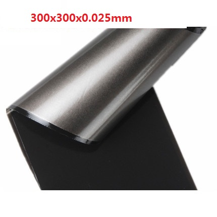 300x300x0.025mm High Heat Conducting Graphite Sheets Flexible Graphite Paper Thermal Dissipation Graphene For CPU GPU VGA