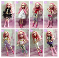 10sets/lot clothes dress for Genuine Original Monster toys High dolls,Free shipping doll's dress Accessories