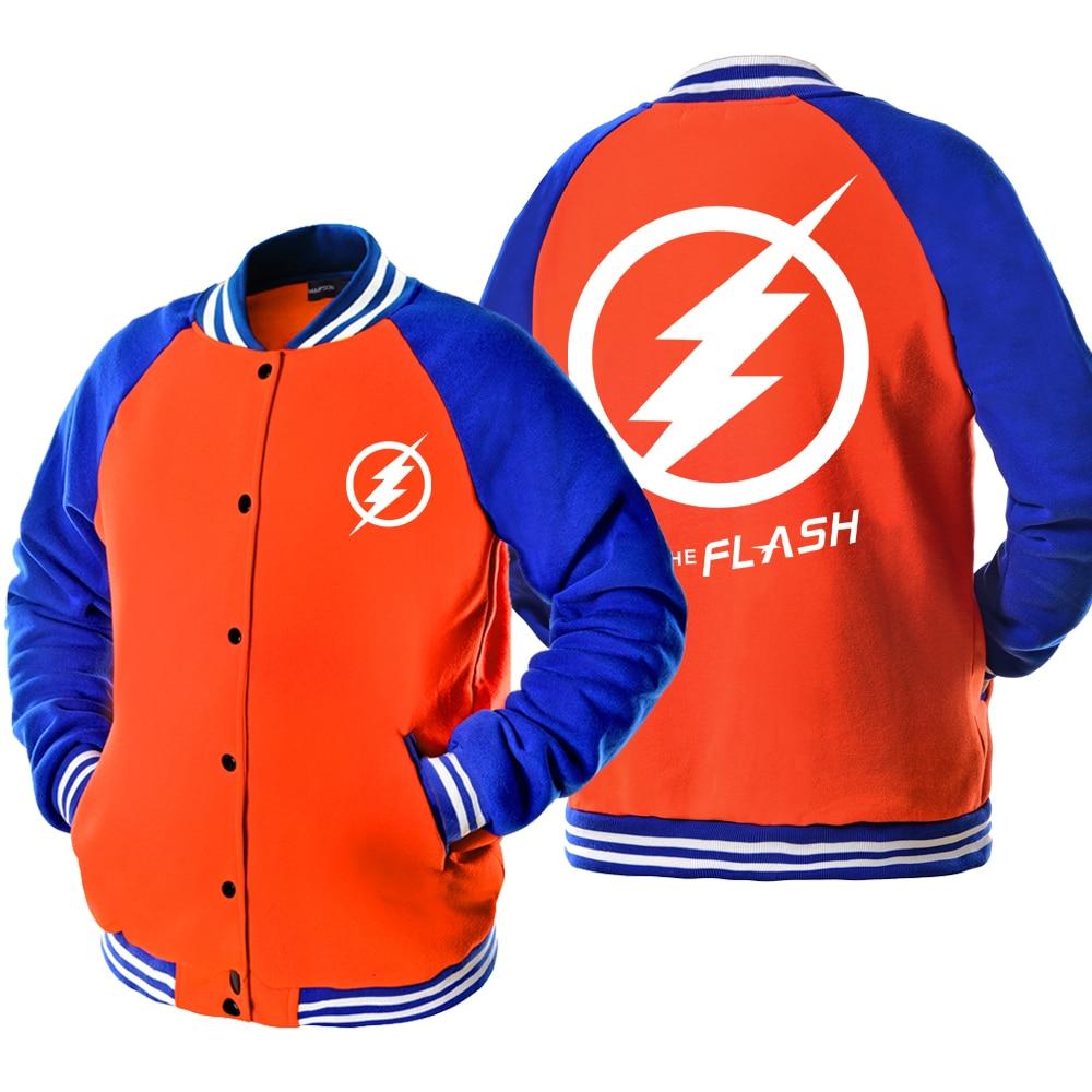 2019 Autumn Jacket Male Superman Series The FlashThe Deadpool Casual Men Coat Hot Sale Men's Movie Jackets Casual Bomber Jacket