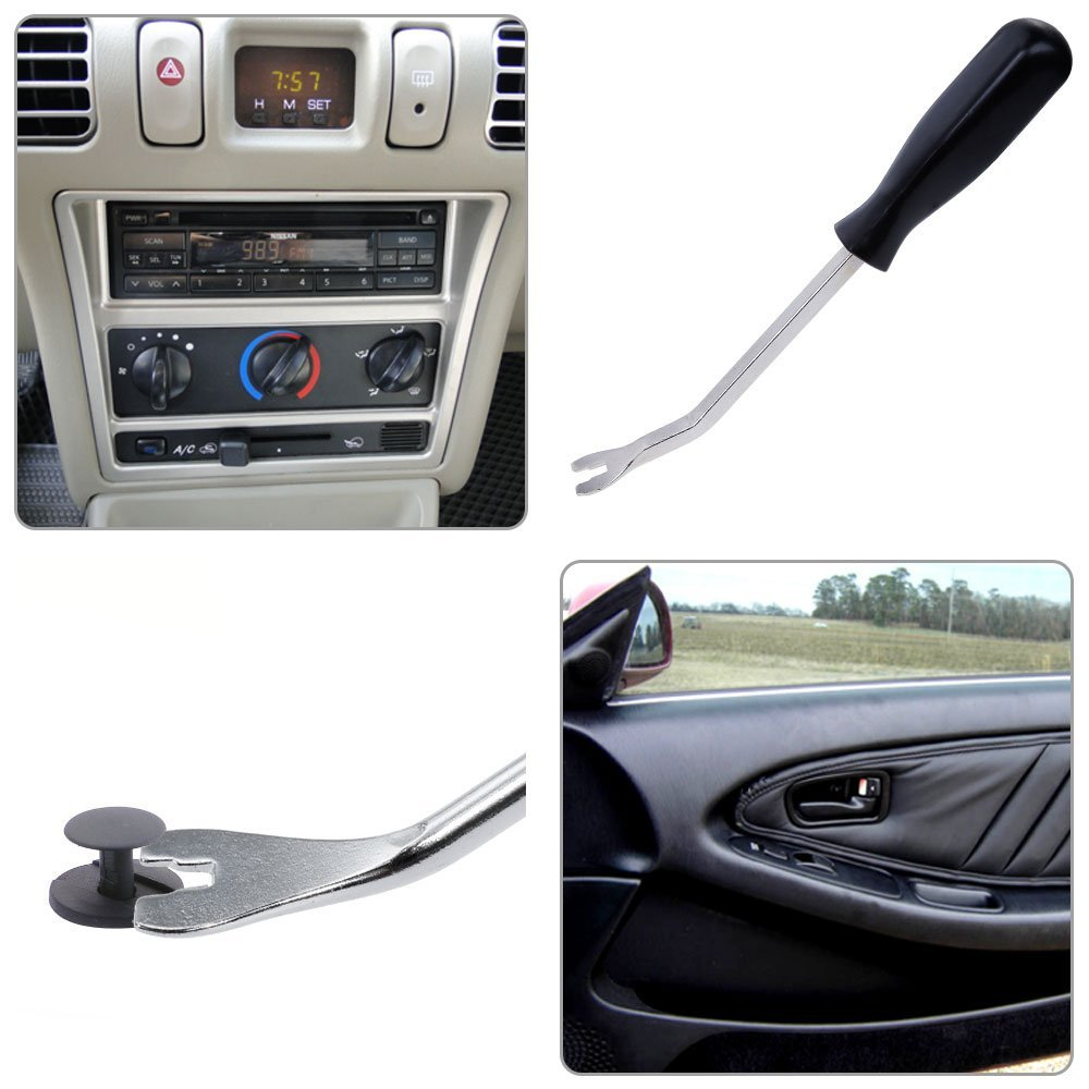 Vastar hard plastic auto car radio panel - Restore car interior plastic trim ...