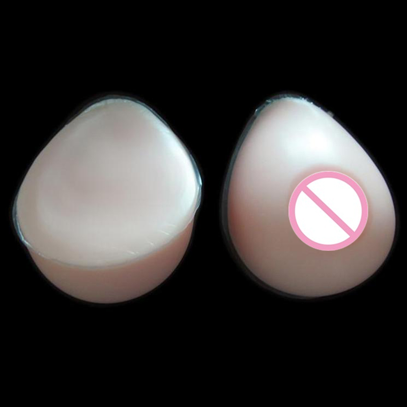 600 g/pair Tear Drop Fake Breasts Silicon Boobs Breast Forms  Fake Boobs Realistic Forms fake silicon breasts 2000g huge boobs