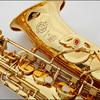 Hot Selling Alto Saxophone France Selmer 802 Gold Plated Henri Sax E Flat Musical Instruments Professional