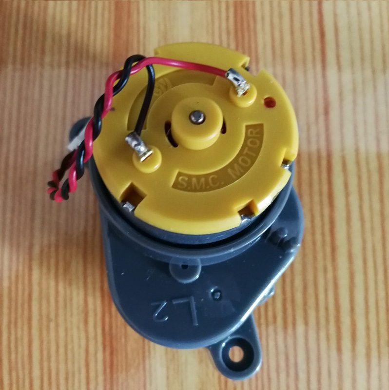 Robot cleaner Left Side Brush Motor for ilife v5 parts ilife v5s pro v5s x5 v3s v3l v3s V50 V3 pro Robot vacuum cleaner parts