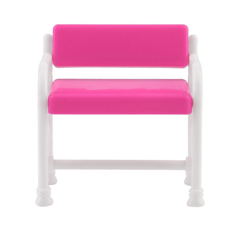 Dressing Table Chair Accessories Miniature Dressing Table And Chair Set For  Barbie Dolls Furniture Toy In Furniture Toys From Toys U0026 Hobbies On ...