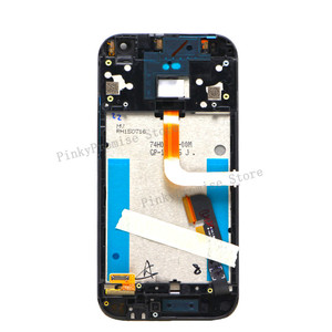 Image 5 - LCD For HTC One Mini 2 Display Touch Screen Digitizer with Frame for HTC One Mini 2 LCD M8 Mini Display Replacement