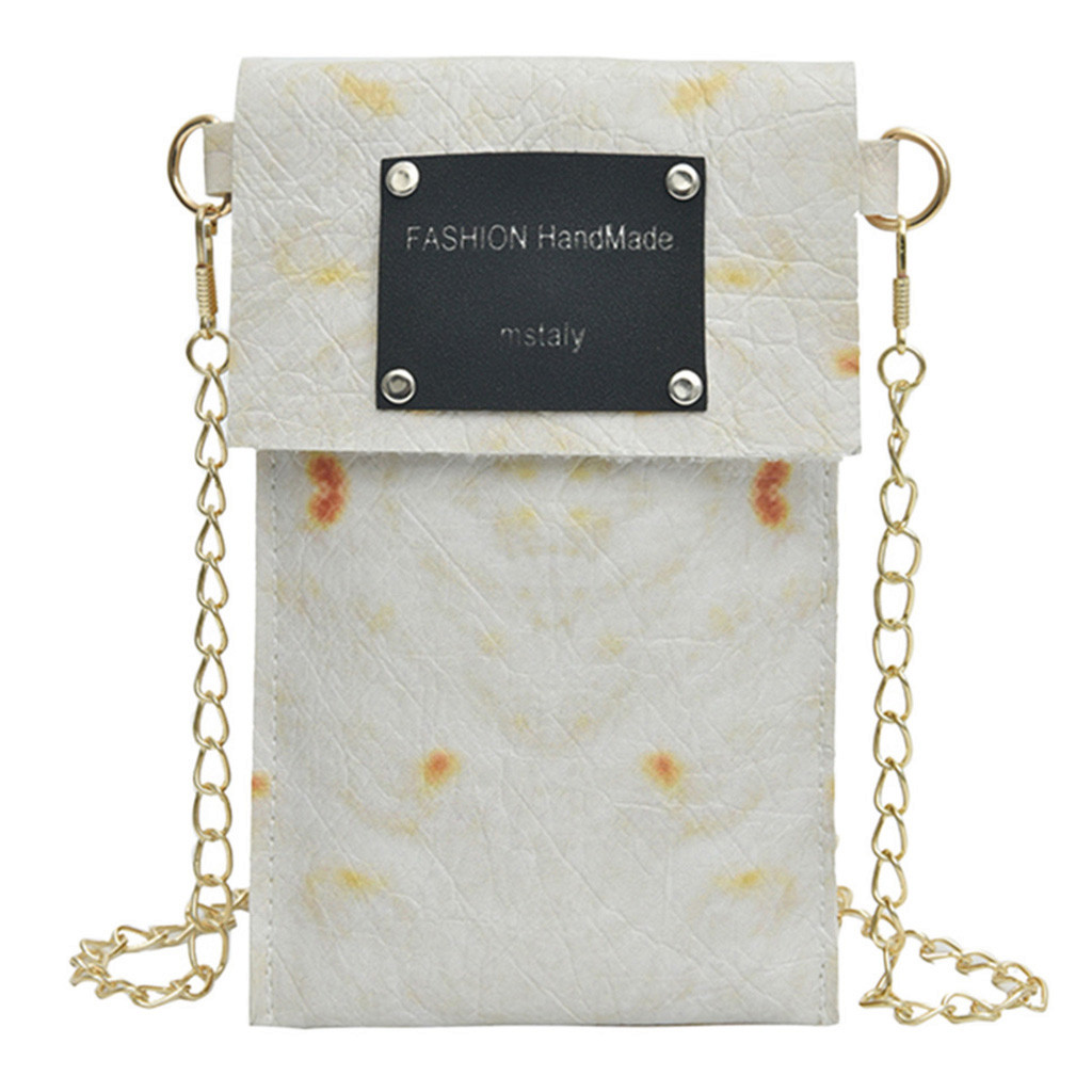 Women Bag Outdoor Burritos Hasp Messenger Chest Novelty Fashion Phone Womens Wallets And Purses Ladies Wallet Cartera Mujer To Have Both The Quality Of Tenacity And Hardness Lights & Lighting
