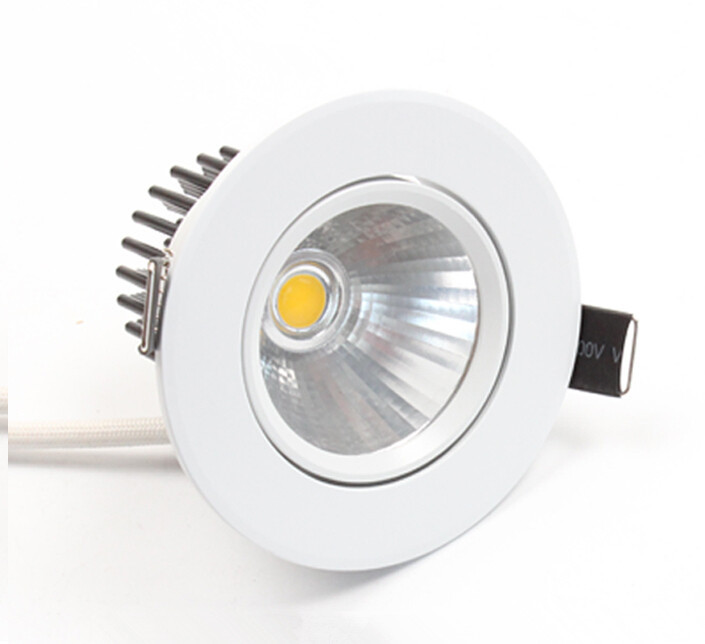 Support Dimmable 10W/15W LED COB Ceiling lamp Cool White/White/Warm White LED bulb Down Light Free Shipping