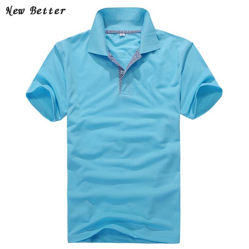 Hombres de polo estilo verano 2019, camisas polo de manga corta para - Ropa de hombre - foto 1