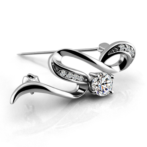 925 sterling silver brooches jewelry,sterling silver brooches