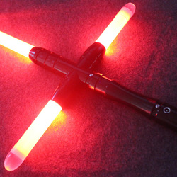 104cm Boy Toy Lightsaber Outdoor Force Awakening Children Laser Sword Toy Jedi Knight Cross Music Swords Luke Wars ChristmasToy