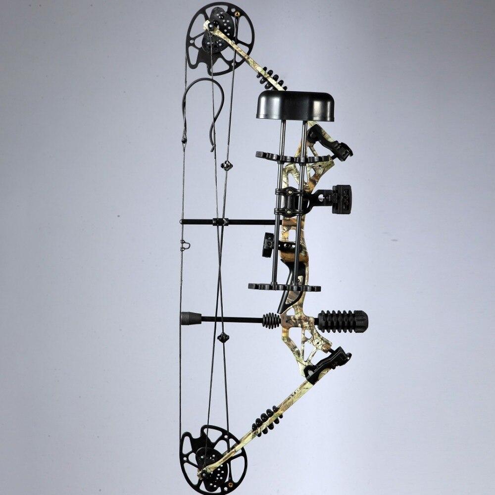 35 7070lbs destro ou canhoto caça tiro com arco composto conjuntos