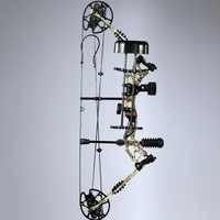 35 ~ 70lbs rechts oder linkshänder Bogenschießen Jagd verbindung bogen Sets
