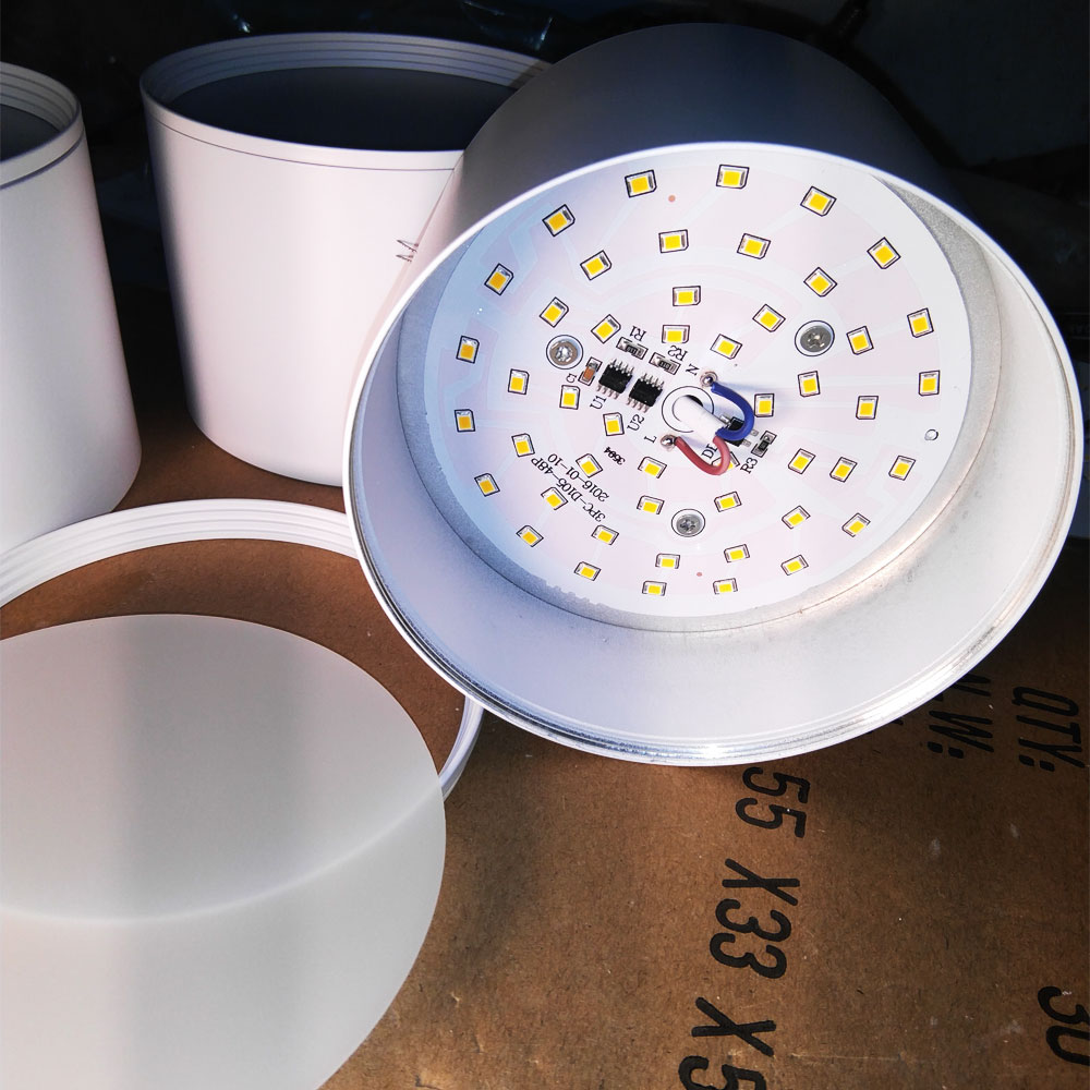 LED Ceiling light Surface mounted Dimmable Ceiling lamps Cylinder 7W 12W 15W for Bedroom Living room LED Ceiling light Surface mounted Dimmable Ceiling lamps Cylinder 7W 12W 15W for Bedroom,Living room,study,office,shop,Studio