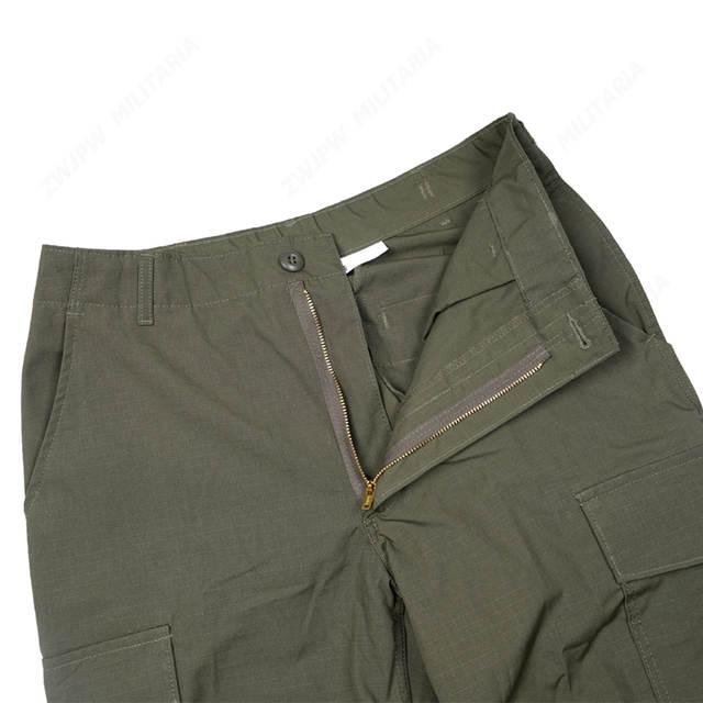 US $59 99 |WW2 Vietnam war U S  TCU pants paratrooper uniform three  generations of war reenactments-in Breeches from Sports & Entertainment on