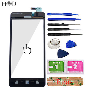Image 3 - 5 Mobile Touch Screen Digitizer Panel For TP Link Neffos C5A Touch Screen Glass Front Lens Sensor Tools Adhesive