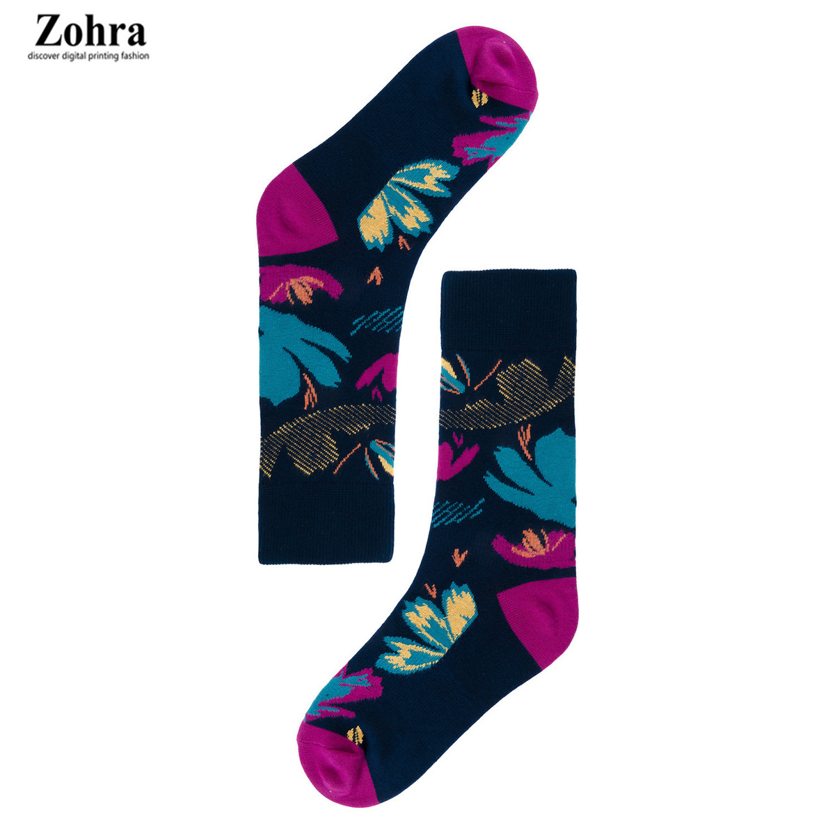 US $2 69 46% OFF|Aliexpress com : Buy PEONFLY USA(6 10) New Pattern  Butterfly Funny men women happy Lovers Socks Male Full Cotton from Reliable  socks